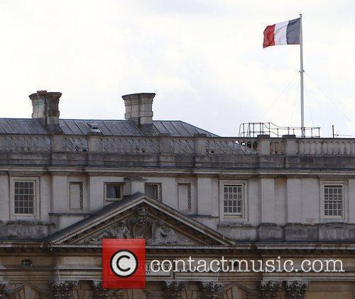 Atmosphere on the set of Les Miserables in...