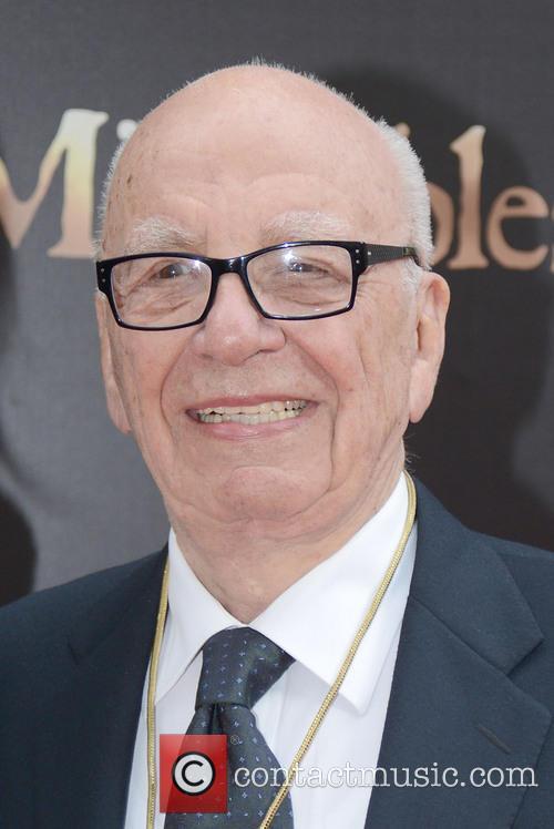 Rupert Murdoch and Wendy Murdoch 1