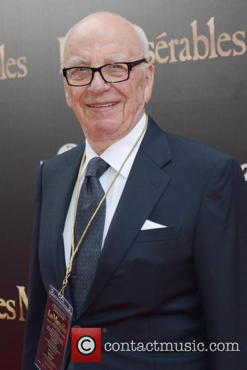 Rupert Murdoch and Wendy Murdoch 3