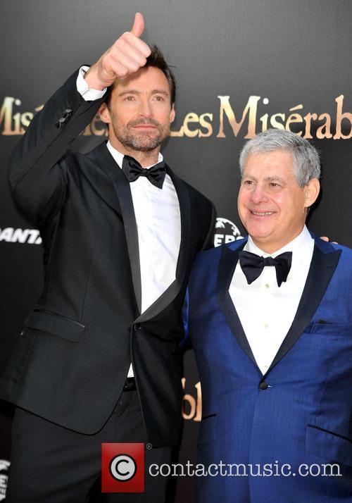 Hugh Jackman The Australian premiere of 'Les Miserables'...