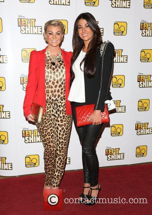 Billi Mucklow and Cara Kilbey Disney's Let It...
