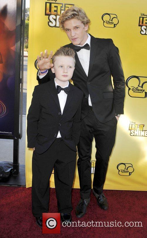Cody Simpson, Tom Simpson Disney's 'Let It Shine'...