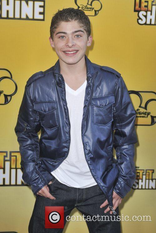 Ryan Ochoa Disney's 'Let It Shine' premiere held...