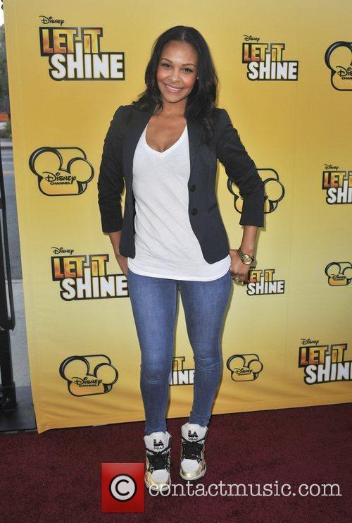 Samantha Mumba Disney's 'Let It Shine' premiere held...