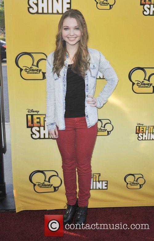 Sammi Hanratty Disney's 'Let It Shine' premiere held...