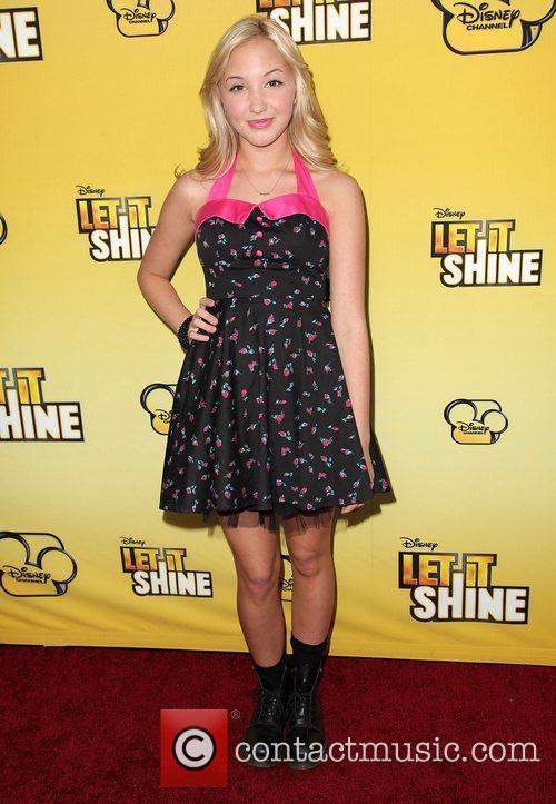 Audrey Whitby  Disney's 'Let It Shine' Premiere...