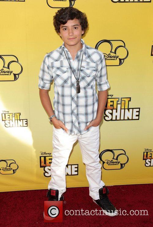 Eric Unger Disney's 'Let It Shine' Premiere held...
