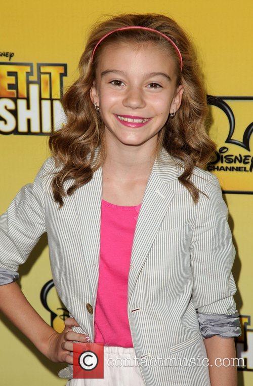 G. Hannelius  Disney's 'Let It Shine' Premiere...