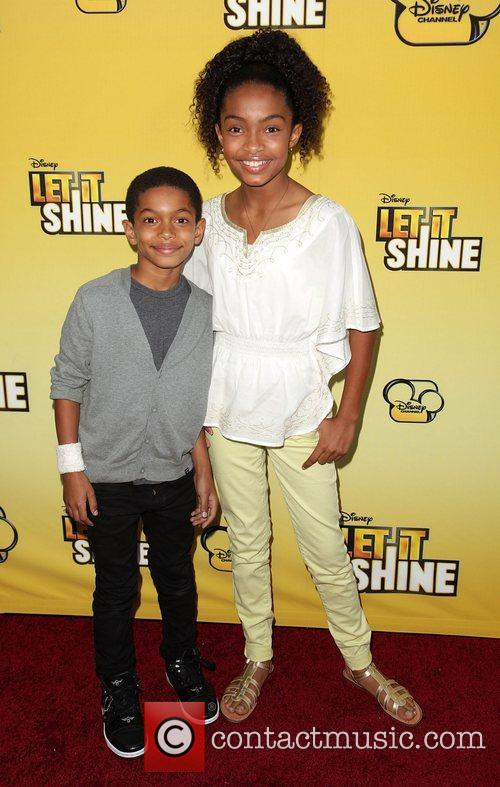 Yara Shahidi and Directors Guild Of America 1