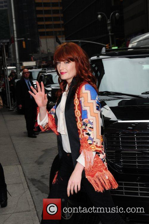 Florence And The Machine and Florence Welch 3