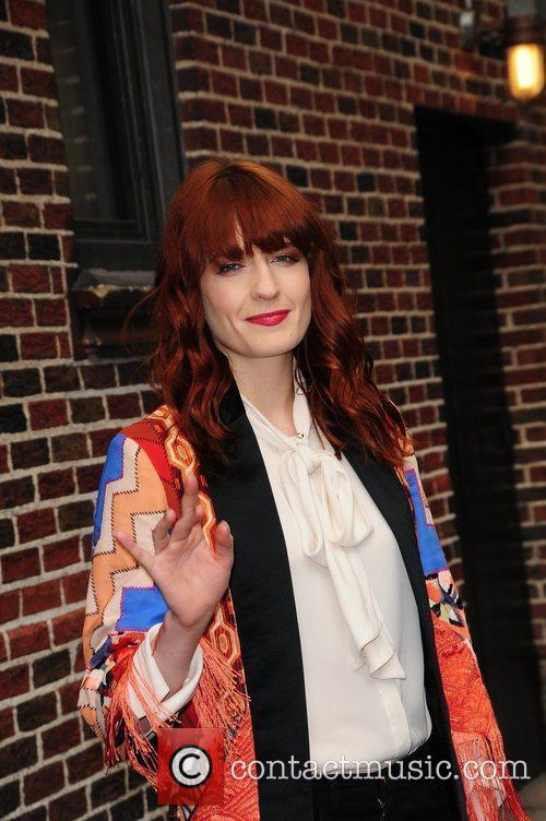 Florence And The Machine and Florence Welch 4