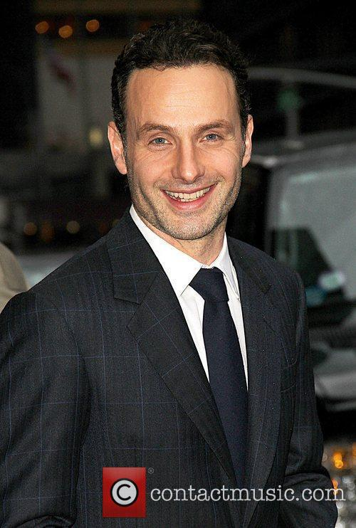 Andrew Lincoln, Ed Sullivan Theater