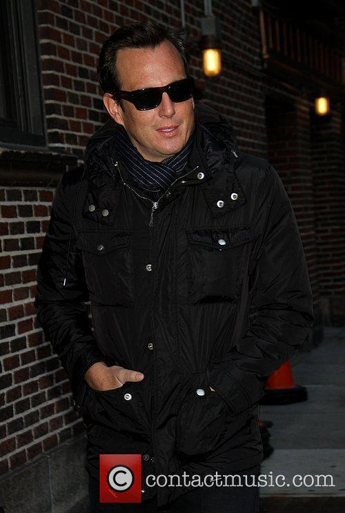 Will Arnett 'The Late Show with David Letterman'...