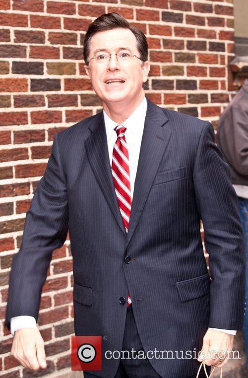 Stephen Colbert Ed Sullivan