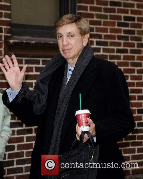 Marv Albert  'The Late Show with David...
