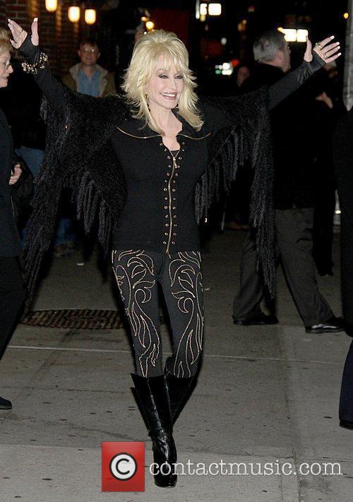 Dolly Parton, Letterman Show