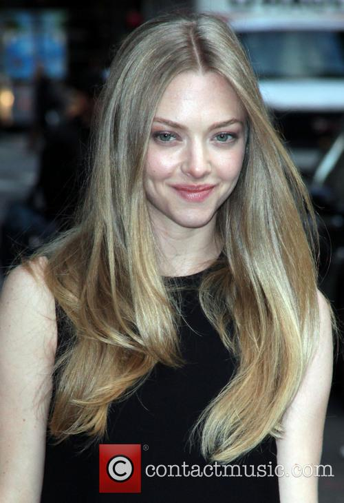 Amanda Seyfried, Ed Sullivan, The Late Show and David Letterman 12