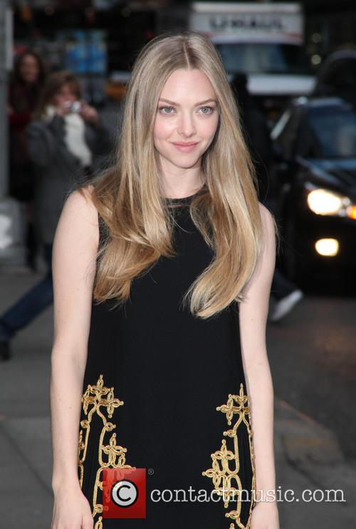 Amanda Seyfried, Ed Sullivan, The Late Show and David Letterman 5