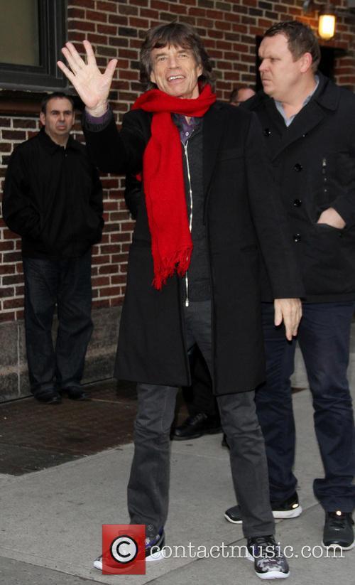 Celebrities, Ed Sullivan, The Late Show and David Letterman 7