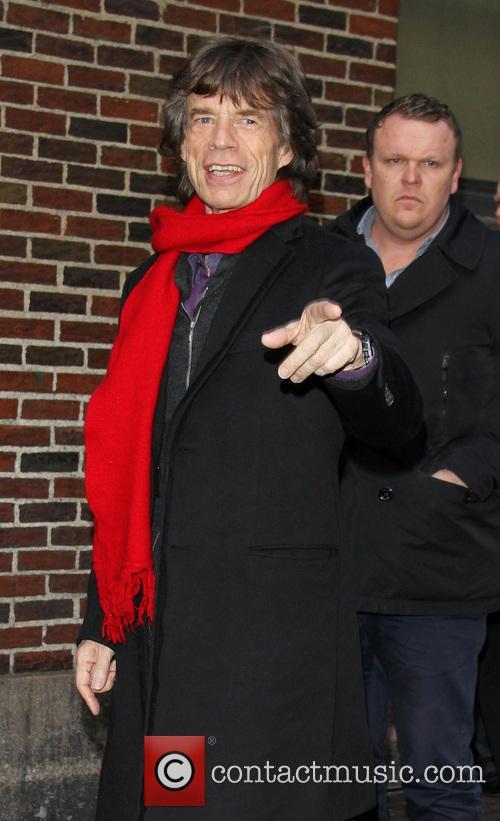 Celebrities, Ed Sullivan, The Late Show and David Letterman 6
