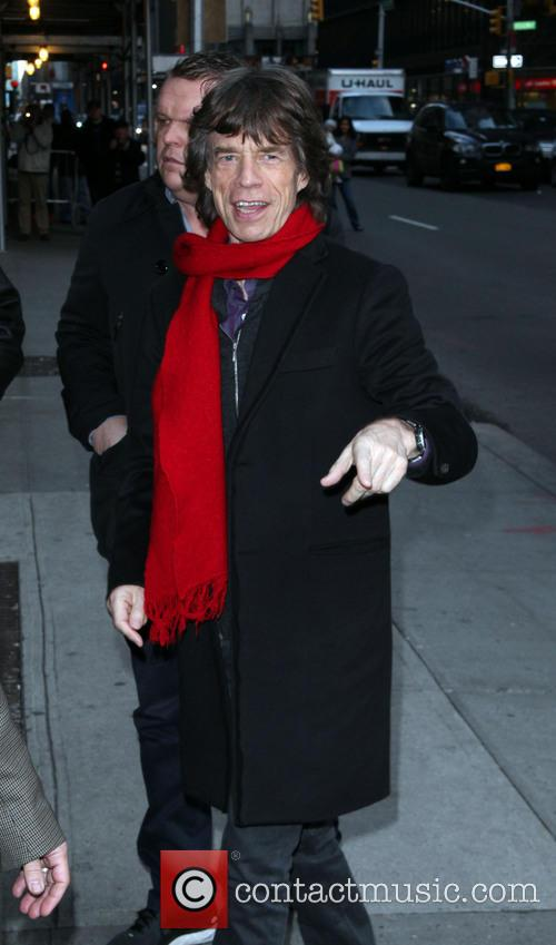 Featuring: Mick Jagger