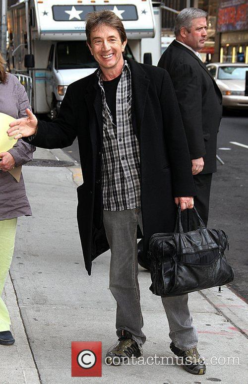 Martin Short  Celebrities arrive at The Ed...
