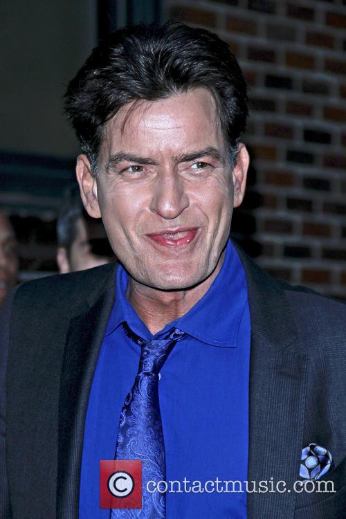Charlie Sheen, Ed Sullivan Theater