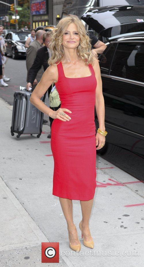 kyra sedgwick the late show with david 5880767