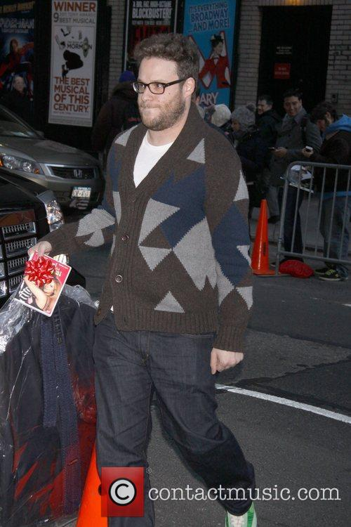 Seth Rogen, The Owl and Pussycat 2