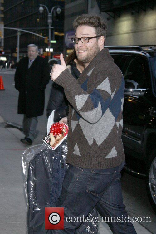 Seth Rogen, The Owl and Pussycat 3