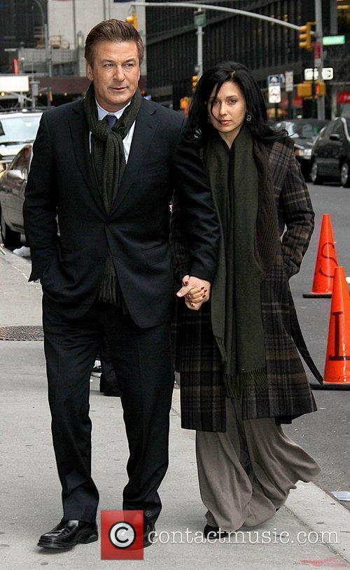 Alec Baldwin and Ed Sullivan Theatre 6