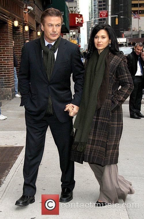 Alec Baldwin and Ed Sullivan Theatre 8