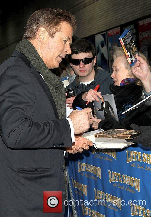 Alec Baldwin and Ed Sullivan Theatre 10