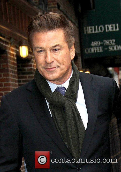 Alec Baldwin and Ed Sullivan Theatre 11