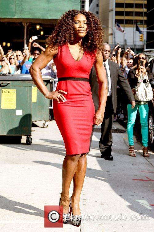 Serena Williams 16