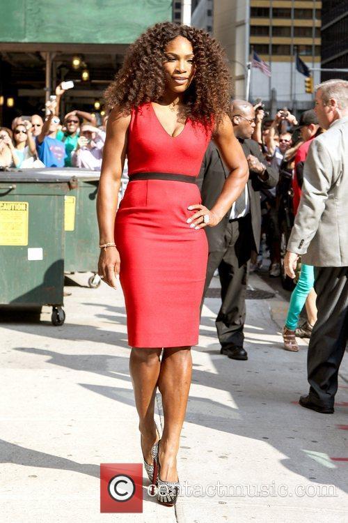 Serena Williams 18