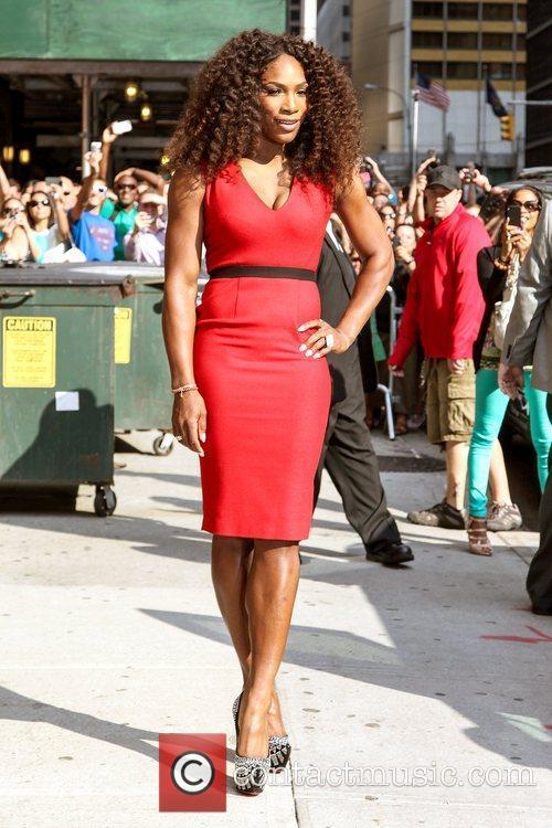 Serena Williams 20