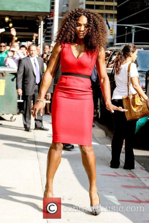 Serena Williams 22