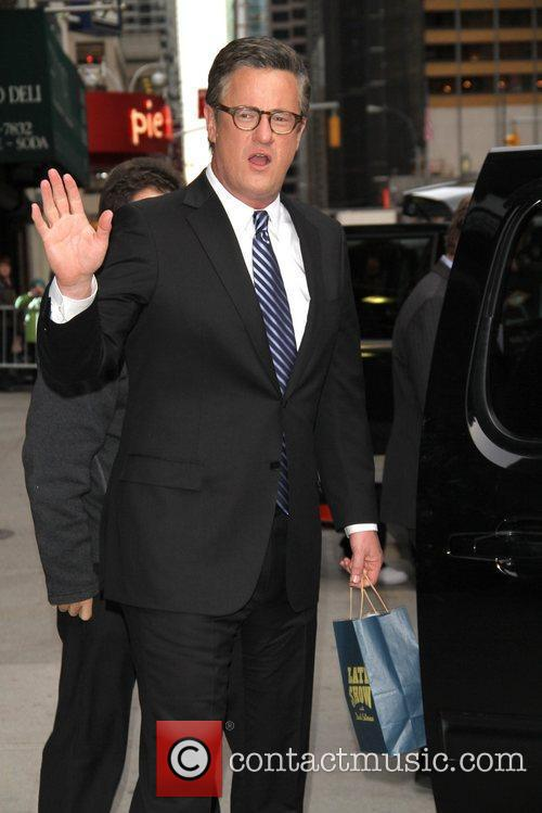 joe scarborough celebrities at the ed sullivan 5799291