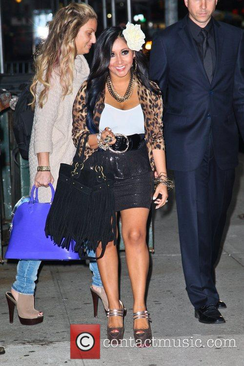 Nicole Polizzi and Snooki 1