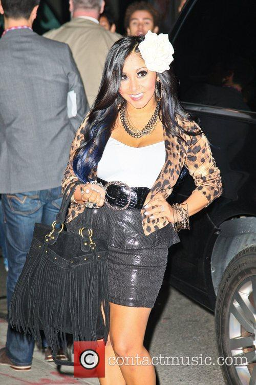 Nicole Polizzi and Snooki 4