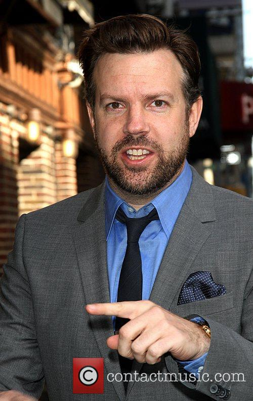jason sudeikis celebrities arrive at the ed 5816822