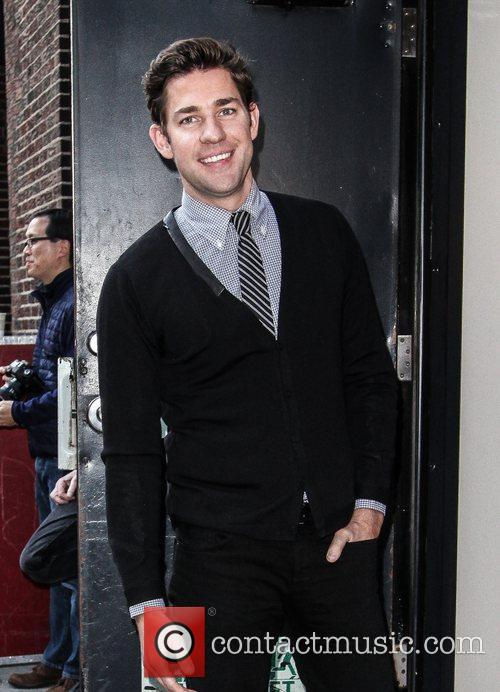 john krasinski the late show with david 5961902