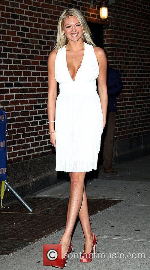 Kate Upton, Ed Sullivan and The Late Show With David Letterman 6