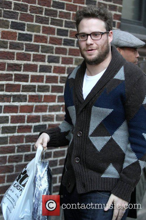 Seth Rogen, The Owl and Pussycat 9
