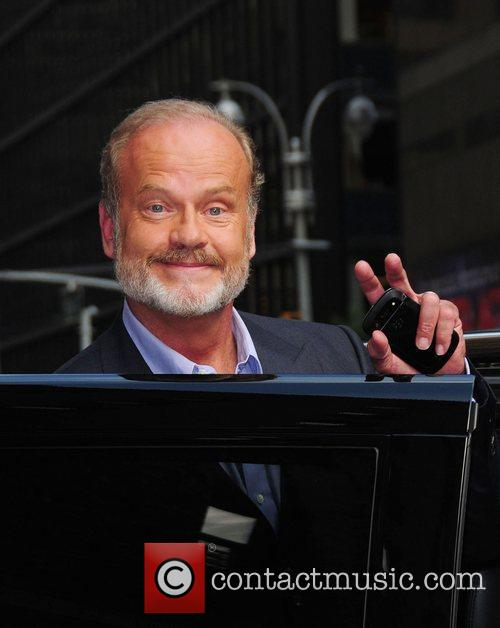 Kelsey Grammer and Ed Sullivan Theatre 2