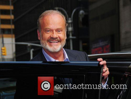 Kelsey Grammer and Ed Sullivan Theatre 3