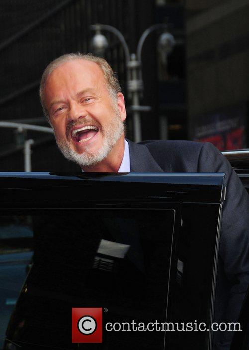 Kelsey Grammer and Ed Sullivan Theatre 4
