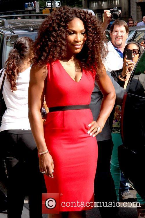 Serena Williams 25