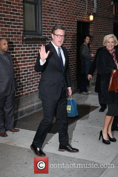Joe Scarborough, Ed Sullivan and The Late Show With David Letterman 3